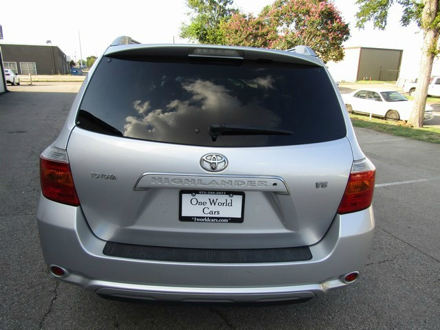 Toyota HIGHLANDER LIMITED 1OWNER 2008 price $10,567 Cash