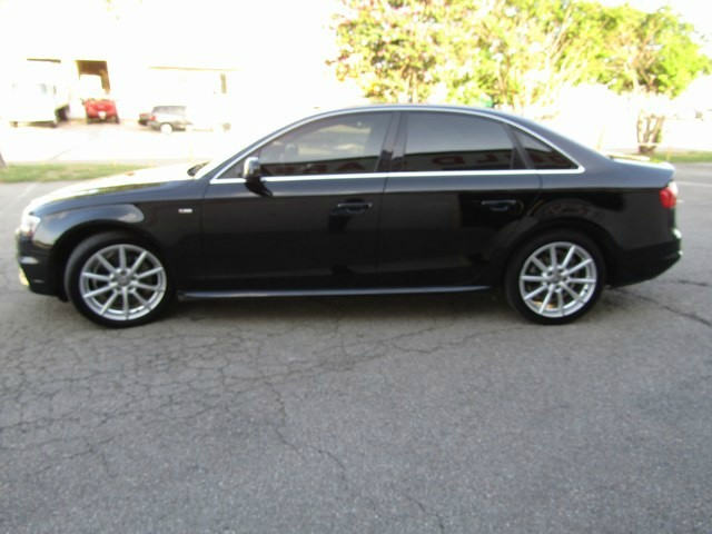 Audi A-4 QUATTRO S LINE 1 OWNER 2015 price $13,777 Cash