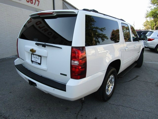 Chevrolet SUBURBAN LEATHER 1 OWNER 2012 price $9,777 Cash