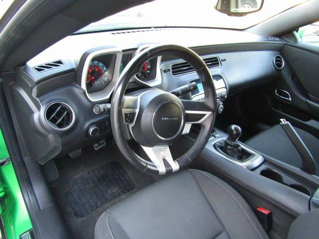 Chevrolet CAMARO 1SS MANUAL 2011 price $11,777 Cash