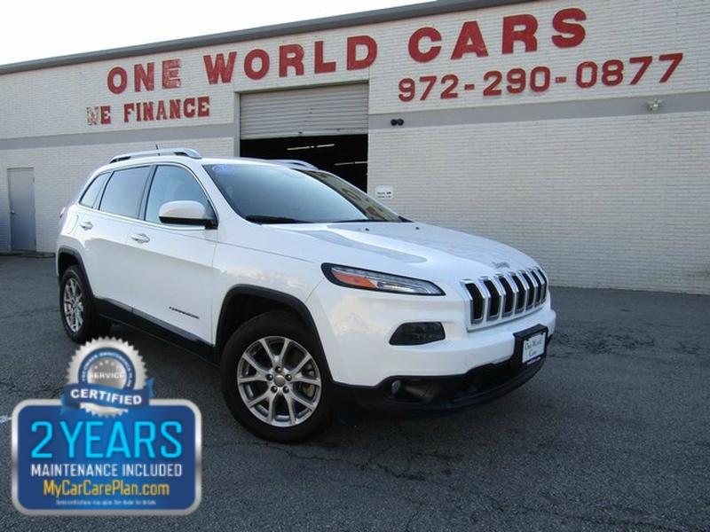 Jeep Cherokee NAV 1 Owner 2014 price $9,995 Cash