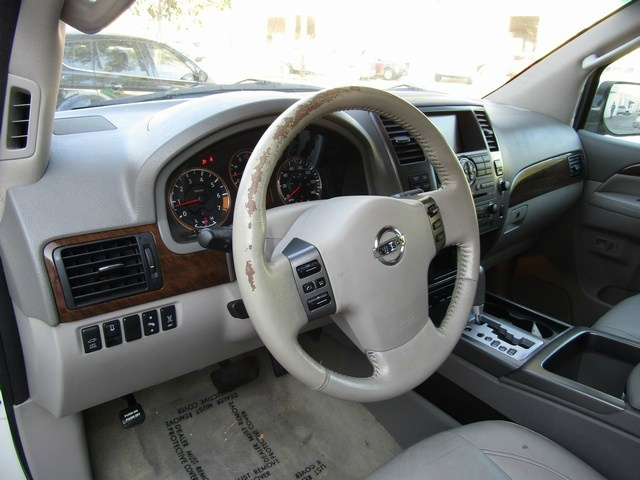 Nissan ARMADA PLATINUM 1 OWNER 2010 price $8,777 Cash