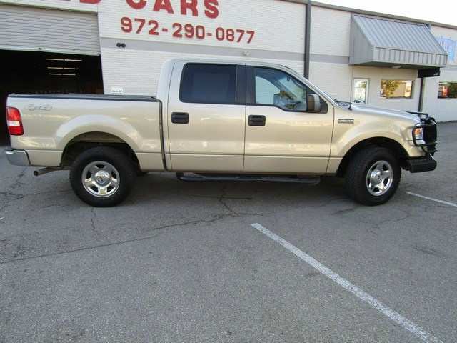 Ford F150 XLT 4WD 2008 price $8,777 Cash