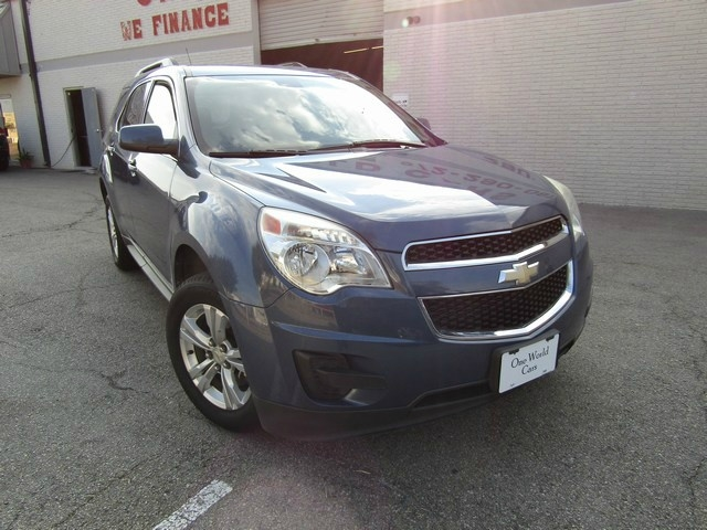 Chevrolet EQUINOX LT AWD 1-OWNER 2011 price $7,995 Cash
