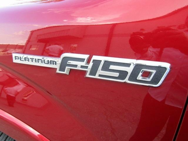 Ford F-150 PLATINUM 1 OWNER 2013 price $19,977 Cash