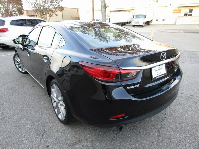 Mazda MAZDA6 1 OWNER LEATHER 2014 price $9,495 Cash