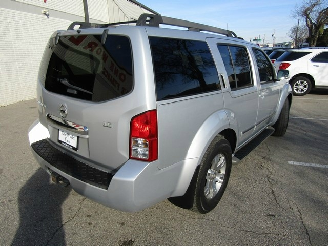 Nissan PATHFINDER LE DVD LEATHER ROOF 2008 price $5,977 Cash