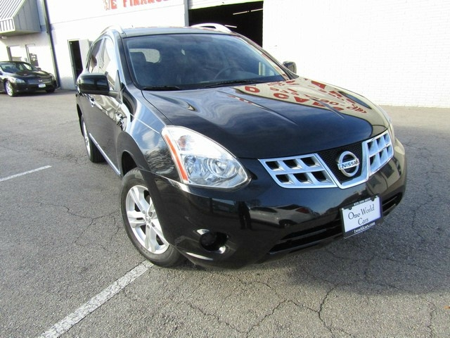 Nissan ROUGE SV LEATHER 1 OWNER 2012 price $7,995 Cash
