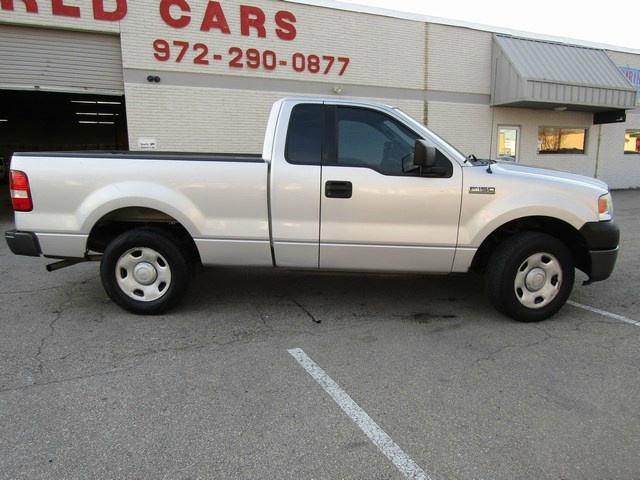 Ford F-150 2DR I OWNER AUTO 2007 price $4,977 Cash