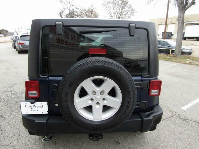 Jeep WRANGLER RHD 2013 price $19,995 Cash