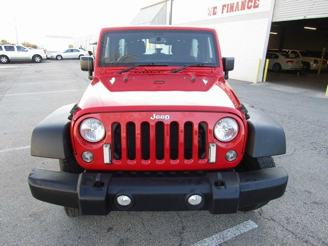 Jeep WRANGLER RHD USPS 1OWNER 2014 price $19,995 Cash