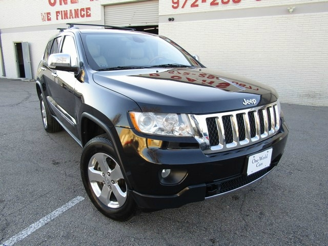 Jeep G.CHER 4WD 5.7L 1 OWNER 2012 price $9,995 Cash