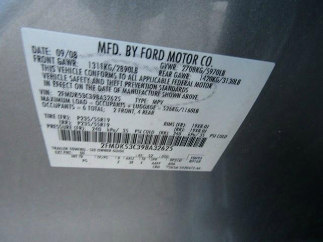 Ford FLEX LIMITED 1 OWNER 2009 price $8,995 Cash