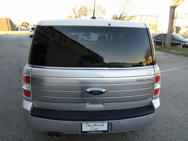 Ford FLEX LIMITED 1 OWNER 2009 price $8,995 Cash