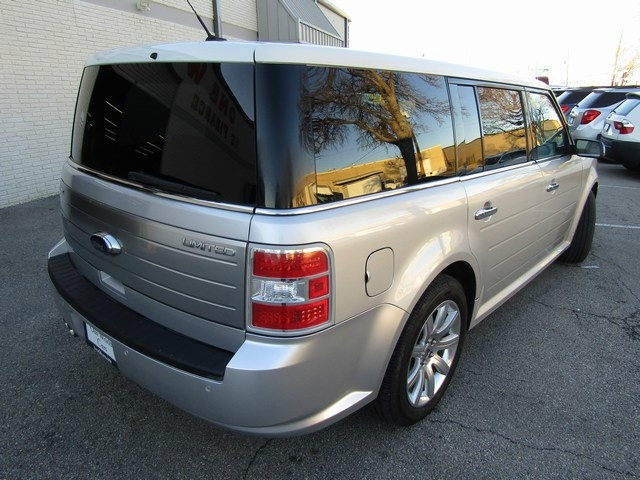 Ford Flex Limited 1 Owner Nav/Leather 2009 price $8,995 Cash
