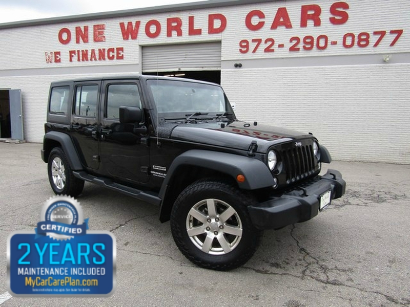 Jeep Wrangler Sport RHD 2016 price $33,995 Cash