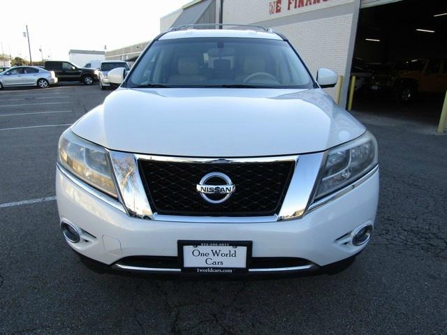 Nissan PATHFINDER PLATINUM 1 OWNER 2014 price $8,495 Cash
