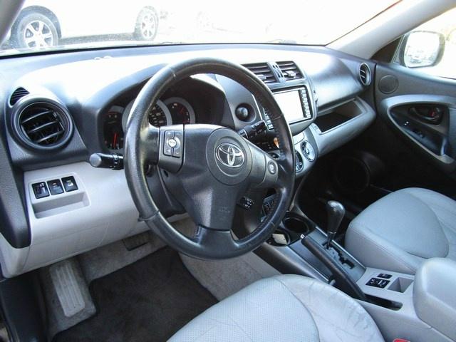 Toyota RAV4 4WD LTD LEATHER 2010 price $7,995 Cash