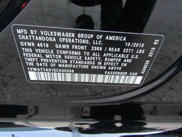 Volkswagen PASSAT WOLFSBURG 2014 price $6,495 Cash