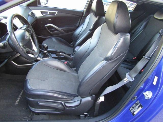 Hyundai Veloster Manual 1 Owner 2012 price $6,995 Cash