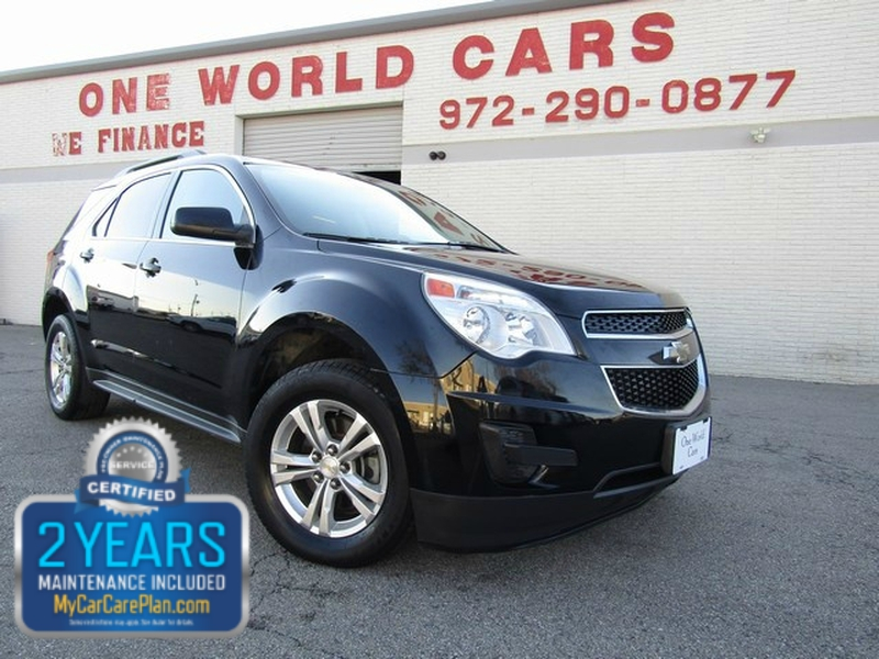 Chevrolet Equinox LT 2015 price $9,995 Cash