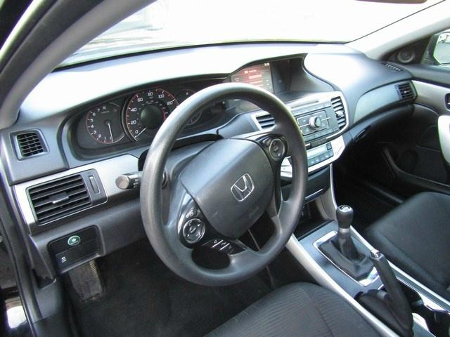 Honda Accord Coupe Manual 1 Owner 2015 price $11,995 Cash