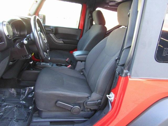 Jeep Wrangler Sport 4WD 2dr Auto 2014 price $16,995 Cash