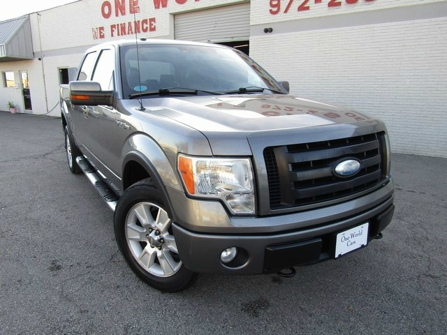 Ford F-150 FX4 4WD 1OWNER 2009 price $9,995 Cash