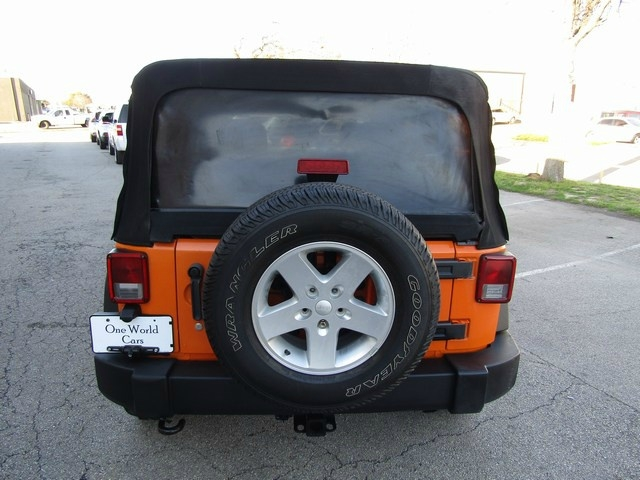 Jeep WRANGLER SPORT RHD 2013 price $24,995 Cash