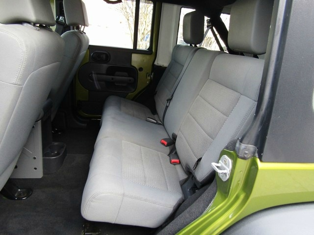 Jeep Wrangler Rubicon 4WD Manual 2008 price $12,995 Cash