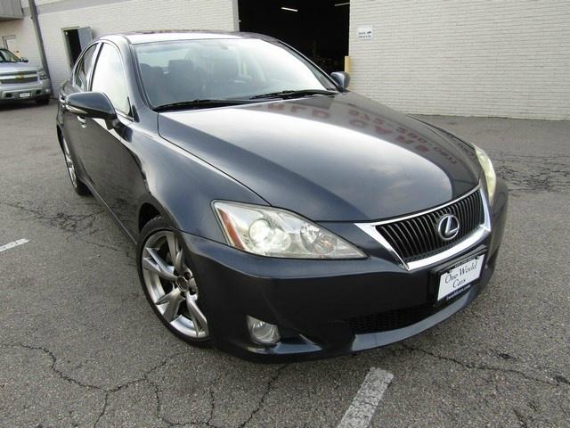 Lexus IS 250 NAV Cool&Heat SEATS 2009 price $9,495 Cash