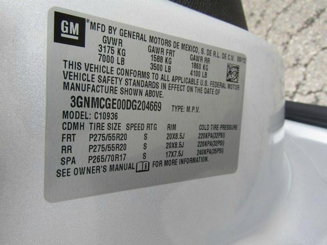Chevrolet Avalanche LTZ NAV DVD 1Owner 2013 price $12,995 Cash