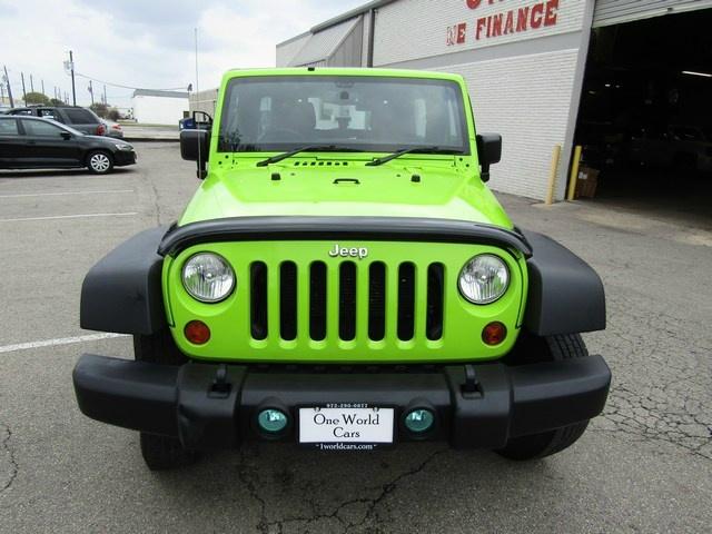 Jeep Wrangler Sport RHD 1 Owner 2013 price $29,995 Cash
