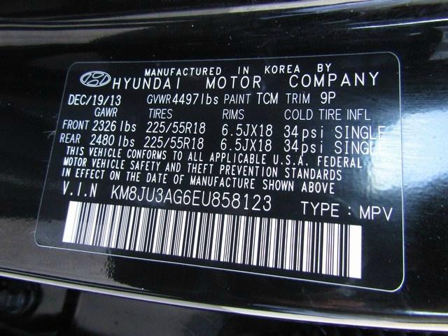 Hyundai Tucson 2014 price $9,995 Cash