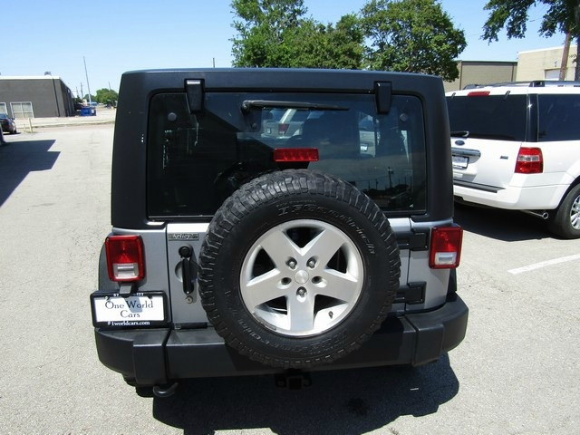 Jeep Wrangler Sport RHD 2013 price $22,995 Cash