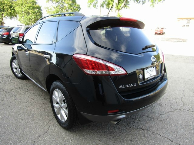 Nissan Murano SL Leather 2013 price $7,995 Cash