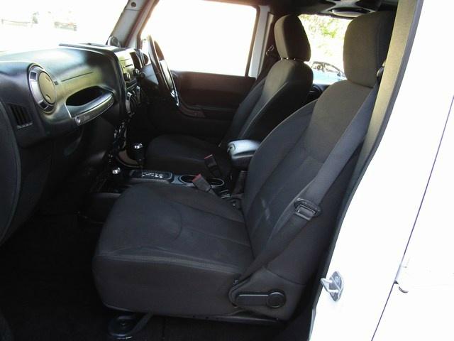 Jeep Wrangler 4WD Sport RHD 2014 price $27,995 Cash