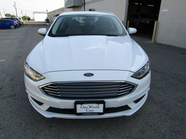 Ford Fusion 1 Owner Push Start 2017 price $11,495 Cash