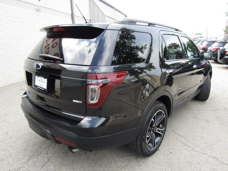 Ford Explorer Sport 4WD NAV Leather 2013 price $15,995 Cash
