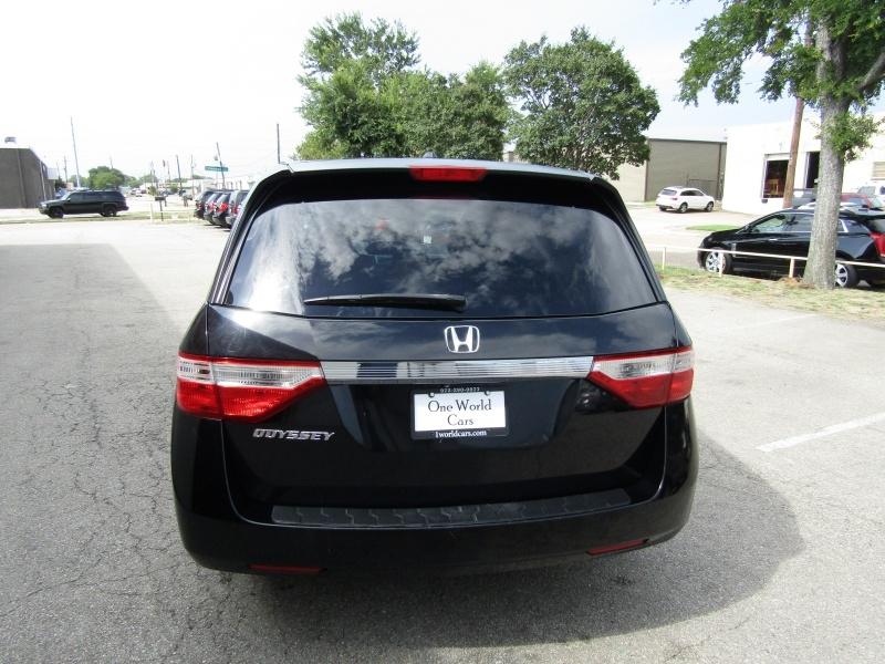 Honda Odyssey EX-L 1 Owner 2013 price $8,995 Cash