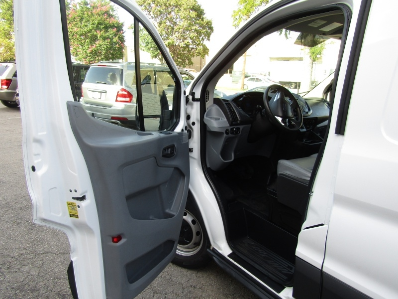 Ford Transit Cargo Van 1 Owner 2016 price $15,995 Cash
