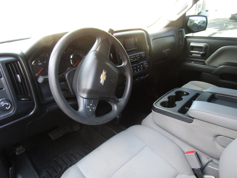 Chevrolet Silverado 1500 4WD 1 Owner 2015 price $17,995 Cash