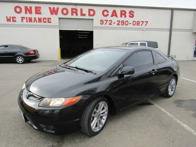 2008 Honda Civic Cpe