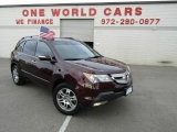Acura MDX TECH/NAV/DVD/AWD 2009
