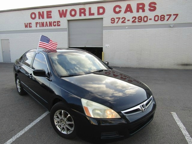 2007 Honda Accord EXL