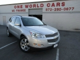Chevrolet TRAVERSE LTZ-NAV-DVD 2009