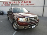 Ford F-150 KING RANCH DVD 2006
