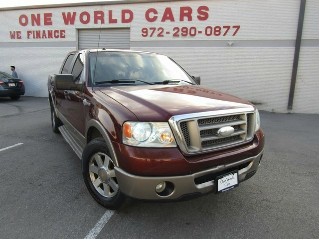 2006 Ford F-150 KING RANCH DVD