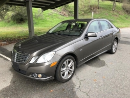 Mercedes-Benz E350 CDI BlueTec 2011