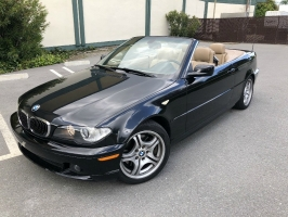 BMW 330 Ci Convertible 2006